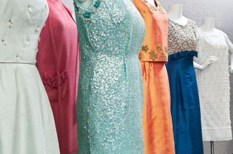 Selection of Gwen Gillam garments