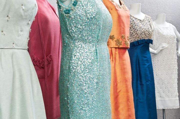 Selection of Gwen Gillam garments