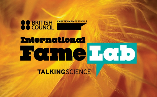 Passionate about science? FameLab are searching for the most exciting new voices in science.