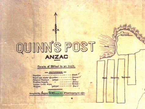 Quinns-Post-WW1-deatil