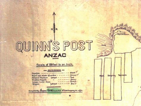 Quinns-Post-WW1-deatil