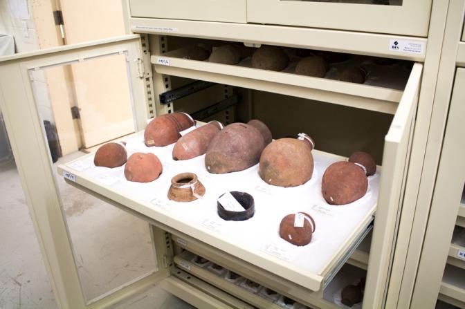Classical antiquities find a modern home