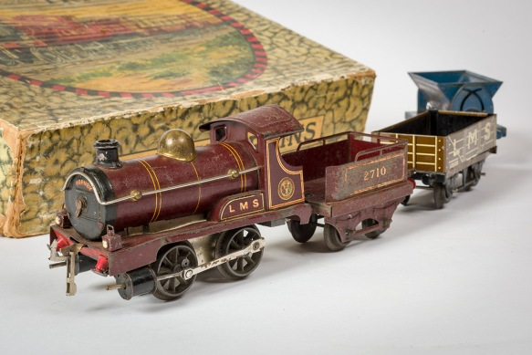 A Toy Train for Christmas | The Queensland Museum Network Blog