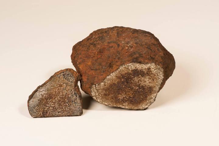 Georgetown Meteorite, QMD20041
