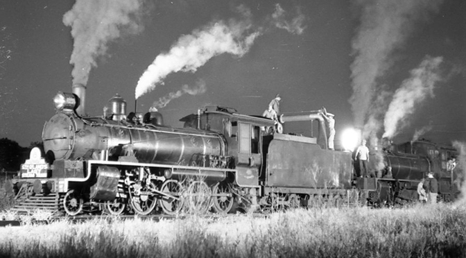 Farewell to Steam in Queensland