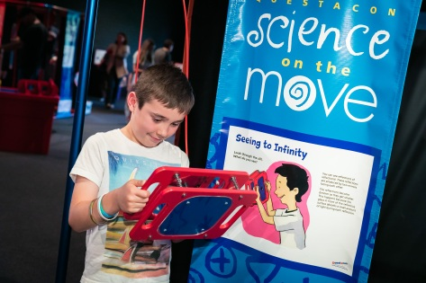 Questacon Travelling Exhibitions - Saturday, 29 October 2016