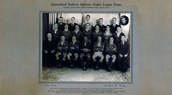 Season of Adversity – The 1942 Brisbane Rugby League Season